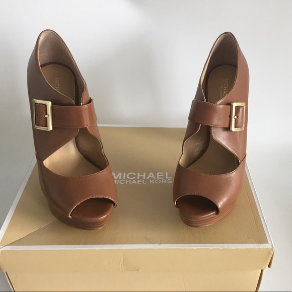 28b085c24c2 Michael Kors Eleni Mary Jane Platform Sandals